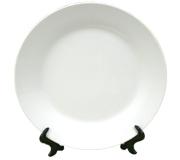 Белая тарелка сублимационная