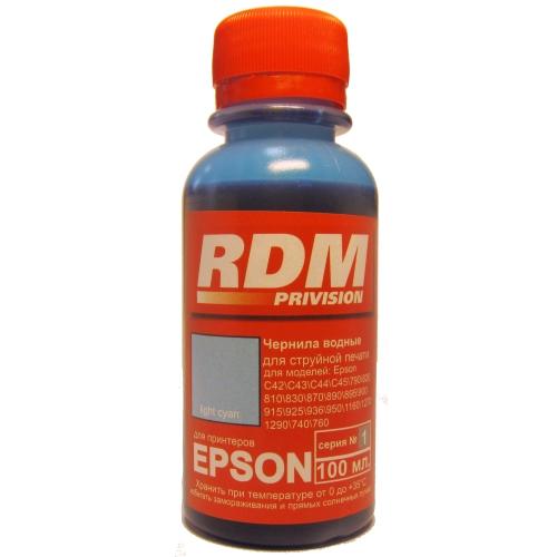 Снпч (система непрерывной подачи чернил) rdm