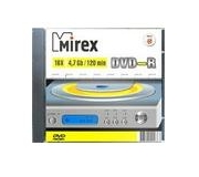 MIREX DVD-R 16X 4.7Gb